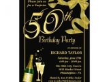 Free Surprise 50th Birthday Party Invitations Templates 50th Birthday Invitations Ideas Bagvania Free Printable