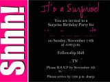 Free Surprise 50th Birthday Party Invitations Templates Surprise 50th Birthday Invitations Templates Invites