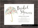 Free Template for Bridal Shower Invitation 23 Bridal Shower Invitation Templates Free Psd Vector
