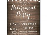 Free Templates for Retirement Party Invitations 30 Retirement Party Invitation Design Templates Psd