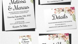 Free Wedding Invite Sample 16 Printable Wedding Invitation Templates You Can Diy