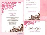Free Wedding Invite Samples Wedding Invitation Free Wedding Invitation Templates