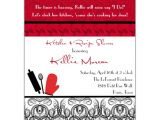 French Country Bridal Shower Invitations French Country Kitchen Shower Invitations