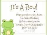 Frog Baby Shower Invites Frog Baby Shower Invitations Dolanpedia Invitations Ideas