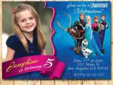 Frozen Birthday Party Invitations Online 11 Frozen Invitation Template Free Sample Example