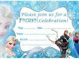 Frozen Birthday Party Invitations Online 23 Frozen Birthday Invitation Templates Psd Ai Vector