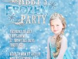 Frozen Birthday Party Invitations Online Kids Invitation Frozen