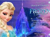 Frozen Birthday Party Invitations Online Using Frozen theme for Girl S Party Invitations