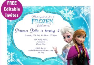 Frozen Birthday Party Invitations Printable Frozen Printables Free Free Frozen Invite 01 Party