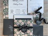 Full Wedding Invitation Sets Diy Vintage Wedding Invitation Set