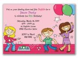 Fun Birthday Party Invitation Wording Kids Birthday Party Invitation Wording Cimvitation