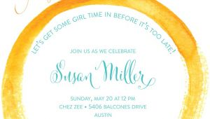 Fun Bridal Shower Invitation Templates Bridal Shower Invitation Wording Ideas and Etiquette