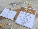 Fun Destination Wedding Invitations Custom Invitations Burlap Wedding Invitation by Paperstudiobyc
