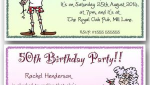 Funny 70th Birthday Invitation Wording 40th 50th 60th 70th 80th 90th Personalised Funny Birthday
