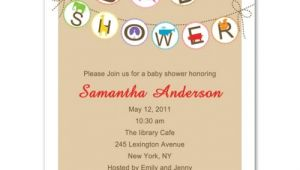 Funny Baby Shower Invite Funny Trendy Animals Neutral Baby Shower Invitation Bs036