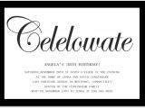 Funny Birthday Invitation Wording for Adults 10 Birthday Invite Wording Decision – Free Wording