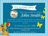 Funny Birthday Invitation Wording for Babies 21st Birthday Invitations 365greetings Com
