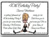 Funny Birthday Invitation Wording Samples Funny Birthday Party Invitation Wording