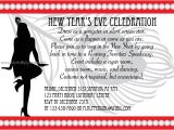 Funny New Years Party Invitation New Year Invitation Text