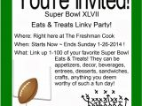 Funny Super Bowl Party Invitation Wording Invitation Templates Super Bowl Invite Wording Create Your