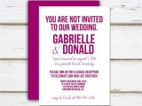 Funny Wedding Reception Invitation Wording Fun Wedding Invitation Wording Wedding Invitation Templates