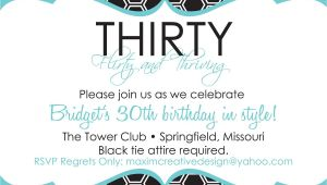 Funny Wording for 30th Birthday Party Invitation 20 Interesting 30th Birthday Invitations themes Wording