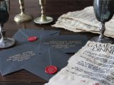 Game Of Thrones Dinner Party Invitation Game Of Thrones Party Invitation Cimvitation