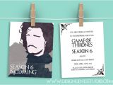 Game Of Thrones Premiere Party Invitation top 10 Game Of Thrones Party Planning Tips & Free