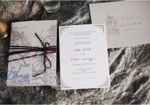 Game Of Thrones Wedding Invitations Game Of Thrones Wedding Inspiration Green Wedding Shoes