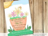 Garden themed Bridal Shower Invitations Items Similar to Bridal Shower Invitation Garden Blooms