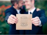 Gay Engagement Party Invitations Bodas Gays Y Lesbianas Vive Les Maries