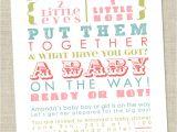 Gender Neutral Baby Shower Invitation Wording Ideas Gender Neutral Baby Shower Invitations Margusriga Baby