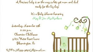 Gender Neutral Baby Shower Invitation Wording Ideas Gender Neutral Baby Shower Invitations