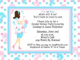 Gender Reveal Baby Shower Invitation Wording Gender Reveal Mommy to Be Baby Shower Invitations
