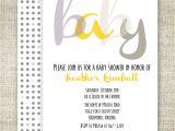 Gender Reveal Baby Shower Invitation Wording Gender Reveal Party Baby Shower Invitations Digital Printable