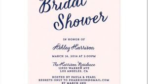 Generic Bridal Shower Invitations Generic Wedding Thank You Card Wording