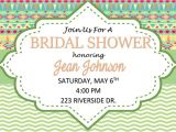 Generic Bridal Shower Invitations Printable Diy Wedding Bridal Shower Invitation Generic