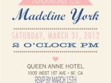 Generic Bridal Shower Invitations Vintage Pink Invitation to Bridal Shower Ewbs017 as Low as