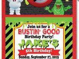Ghostbusters Birthday Invitations Ghostbusters Favor Tags Di 314ft Ministry Greetings
