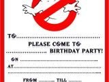 Ghostbusters Party Invitations Template Scuwiffpixi S Blog Ghostbusters Birthday Party for My 5