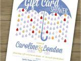 Gift Card Bridal Shower Invitations 7 Best Gift Card Shower Images On Pinterest