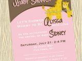 Giraffe themed Baby Shower Invitations Baby Shower Invitations Cute Giraffe Baby Shower