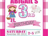 Girly Birthday Invitations Free Printable Barnyard Fun Invitation Printable Girly Girl Party