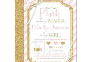 Glitter and Pearls Baby Shower Invitations 183 Best Baby Shower Invitations