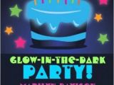 Glow Stick Party Invitations 15 Glow In the Dark Party Ideas B Lovely events