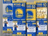 Golden State Warriors Birthday Invitations top Golden State Birthday Invitations for Pinterest