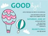 Goodbye Party Invitation Wording Funny Going Away Party Ideas Great Bon Voyage Party Ideas and