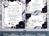 Goth Wedding Invitations Printable Steampunk Wedding Invitations