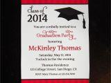Graduation and Birthday Party Invitations College Graduation Party Invitations Party Invitations