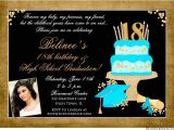 Graduation and Birthday Party Invitations Photo 18th Birthday and Graduation Card Daughter 39 S Bold